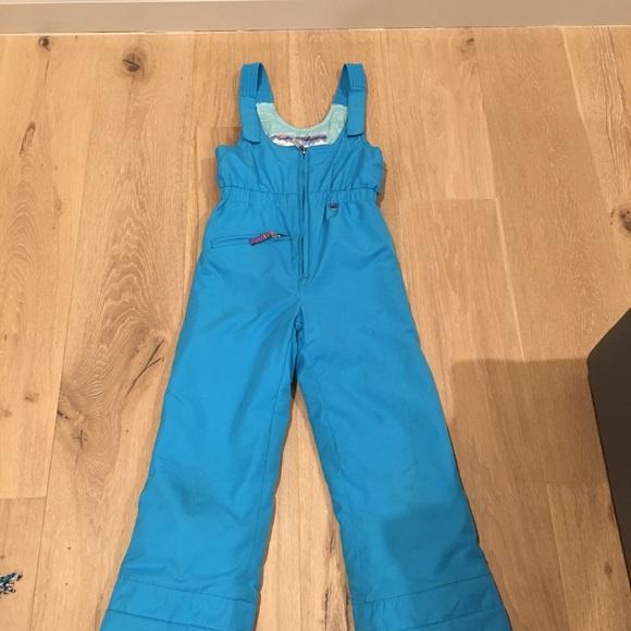 95164ef65 Obermeyer Snoverall Ski pants little girls size 6.  M_5a7fb374a825a6241296d07c